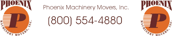 Machinery movers riggers installers & heavy haulers